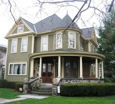 There's something so quaint about a Victorian home. Queen Anne is my personal favorite. As a child I loved doll houses, what little girl di...