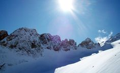 SLOW MOTION | MARMOLADA (3265m) | SNOWCAMPITALY | snowcamp.it