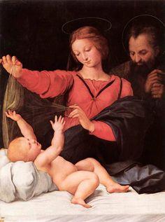 Мадонна Лорето. 1509-1510