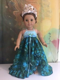 A personal favorite from my Etsy shop https://www.etsy.com/listing/526062905/american-girl-custom-ooak-starfish
