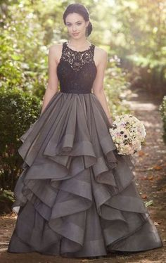 Custom Made Black tulle lace A-line long dress,prom dress for graduation,Sleeveless dress