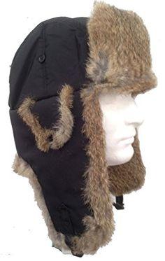 Fox Earflat Cap Artificial Fur Headwear Furry Hoodie Cosplay para Halloween Navidad Soft Animal Hat