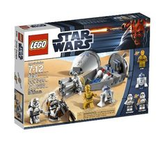 Amazon.com: LEGO Star Wars Droid Escape 9490: Toys & Games