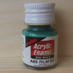 Pactra ACRYLIC PAINT - Grun (A83) for model-making and craft. by AllScalesModels on Etsy Unique Jewelry, Handmade Gifts, Green, Model, How To Make, Crafts, Painting, Etsy, Vintage