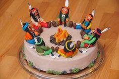 Kindergeburtstag, Indianer, Party, Geburtstag, Torte, Kuchen, cake, Indian, modellieren Rodeo Birthday, Birthday Cake, Indiana, Indian Party, Kids And Parenting, Nativity, Diy And Crafts, Goodies, Birthdays
