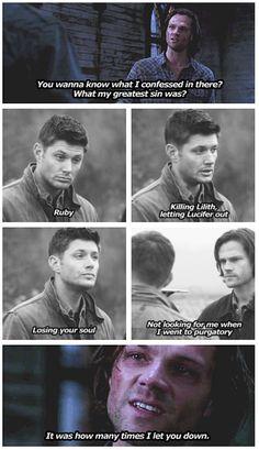 #Supernatural #DeanWinchester #SamWinchester