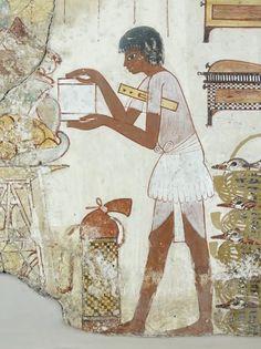 Tomb of nebamun scribe