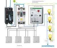 Esquemas eléctricos: Esquema relé temporizado
