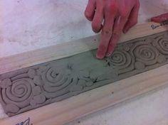 Ceramics1. Coil pot. lesson