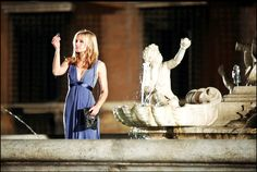 When In Rome - a funny movie with Josh Duhamel and Kristen Bell in one of the most beautiful cities in the world!