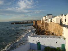 Asilah, Morocco.  where my grandma lives <3