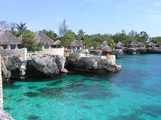 Tensing Pen resort in Negril, Jamaica. Chance and I spent our honeymoon here - GORGEOUS!