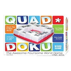 I'm learning all about Ideal Quad Doku at @Influenster!