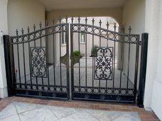 BRIAN'S WELDING | Driveway Gates, Welding, Design & Metal Fabrication - San Jose, San Francisco, Bay Area