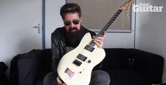 Jim Root nos habla un poco de su guitarra