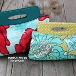 Coraline Clutch - Swoon Sewing Patterns (downloadable pdf pattern)