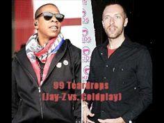 99 Teardrops (Jay-Z vs Coldplay)