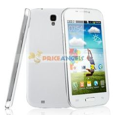 Z.doxio i9500 MTK6515 Quad Band Smartphone Android 4.2.2 Dual SIM Dual Standby With Wi-Fi 5 Inch Capacitive Touch Screen(White)