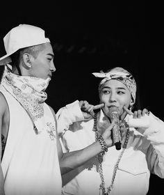 Taeyang / G-Dragon #BIGBANG