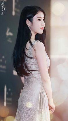 Beautiful Girl Hd Wallpaper, Iu Hair, Cute Korean Girl, Iu Fashion, Korean Actresses, Beautiful Asian Women, My Princess, Ulzzang Girl, Asian Woman