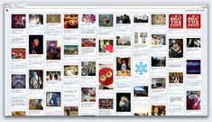 How to view Facebook photos, Pinterest-style