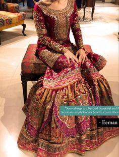 Asian Wedding Dress Pakistani, Asian Bridal Dresses, Beautiful Pakistani Dresses, Pakistani Fashion Party Wear, Pakistani Formal Dresses, Indian Bridal Fashion, Pakistani Wedding Dresses, Pakistani Dress Design, Pakistani Outfits