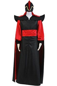 Introducing Sindnor Aladdin Jafar Villain Cosplay Costume. Get Your Ladies Products Here and follow us for more updates!