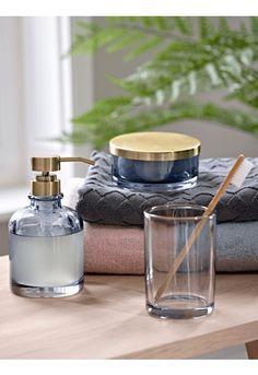 NEW Glass Accessories - Grey - Bed & Bath - Indoor Living