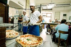 Naples Photos at Frommer's - No-frills pizzeria Da Michele is Naples's best.