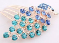 Lovely Vintage Jewelry Crystal Peacock Hair Clips Hairpins- For Hair Clip Beauty Tools Jolin http://www.amazon.com/dp/B00D8R8F1S/ref=cm_sw_r_pi_dp_ukNNtb09JEP54NWF