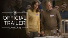 Matt Damon and Kristen Wiig Shrink Down to Five Inches Tall In the Sci-Fi Comedy Film 'Downsizing'