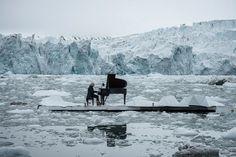 Elegy for the Arctic : Ludovico Einaudi joue pour sauver l'Arctique