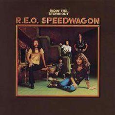 R.E.O. Speedwagon ~ Ridin' The Storm Out