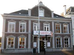 Villa Music Trader Beekmans (ca 1860) Stratumsedijk 6  Eindhoven, Netherlands. November 13th, 2013