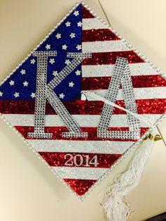 Love my KD graduation cap!