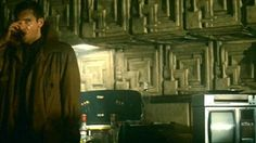 Life imitates art: 6 key artefacts in Blade Runner 2049 and the hidden stories they tell. - Film and Furniture Harrison Ford, Fiction Movies, Science Fiction, Rick Deckard, Indiana Jones Films, Sean Young, Blade Runner 2049, Ridley Scott, Por Tv