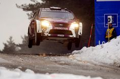 WRC Sweden Colins Crest 2008