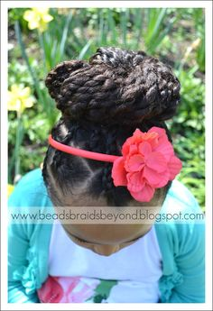 Curly Nikki | Natural Hair Styles and Curly Hair Care: Curly Kids