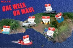 one week on maui