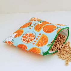 next project - re-usable sandwich bags!  I always wish i would remember to re-use my baggies for cereal and such - problem solved!