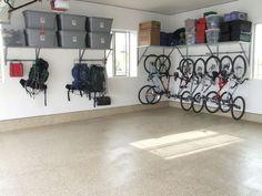 ¿Cómo mantener ordenado tu #garaje? Sigue estos consejos para colocar tu garaje. #LifeStyle