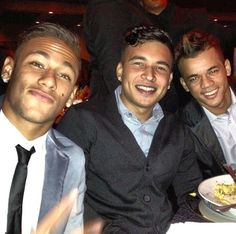 Throwback Thursday to Ney, Gil and Jo!//