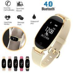 Bluetooth Waterproof S3 Smart Watch