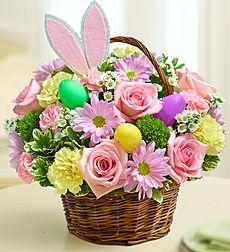 Basket full of  ****FLAWLESS FLOWERS****