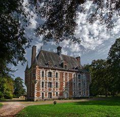 Château de Canteloup ►► http://www.frenchchateau.net/chateaux-of-haute-normandie/chateau-de-canteloup.html?i=p