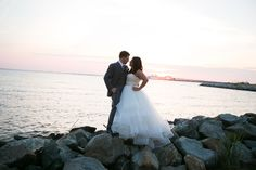 Carly Fuller Photography | Chesapeake Bay Beach Club | Sunset