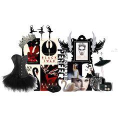 Black Swan, created by shannon-howington