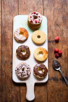 protein dougnuts