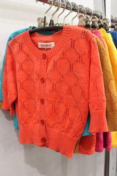Colourful cardies / Aymara SS13
