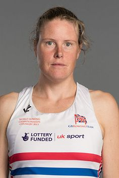 Frances Houghton - Rowing. Women's eight.